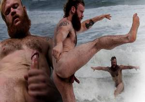Jax Norseman – He Cums in His Red Beard