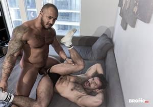 Jason Vario, Mateo Zagal – Post-Football Fuck (Bareback)