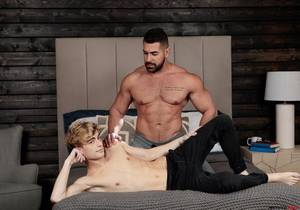 Jesse Bolton, Damien Stone «Co-Sign For Cock» (Bareback)