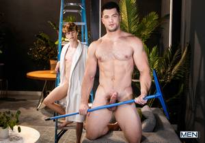 COLLIN SIMPSON, TANNOR REED – SQUEAKY CLEAN (BAREBACK)