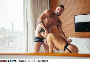 ANGEL RIVERA & SHAROK (BAREBACK)