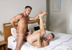 Behind the Scenes : BY YOUR SIDE – Marcos Oliveira, Juancho Severano (Bareback)